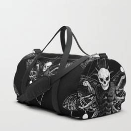 God Moth Duffle Bag