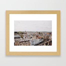 Oxford, England Framed Art Print