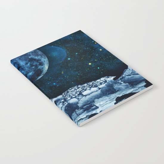 Blue Traveler Notebook