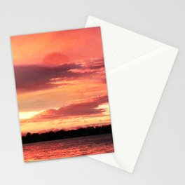 padparadscha Stationery Cards