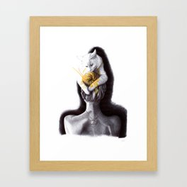 Crabi Framed Art Print
