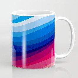 Melted Rainbow Coffee Mug