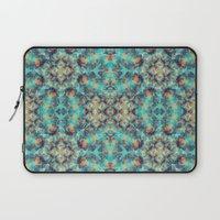 Geometric Kaleidoscope Laptop Sleeve