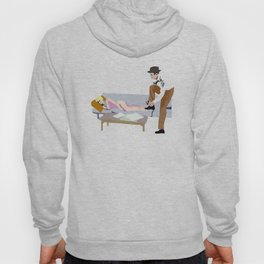 Coffee Table Couple Hoody