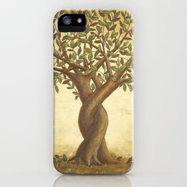 The Love Tree iPhone Case
