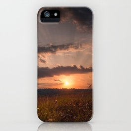 In the middle of the Summer iPhone Case