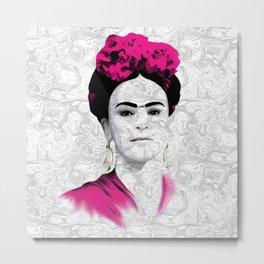 Frida Kahlo 23 Metal Print