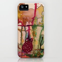 la mama iPhone Case