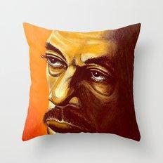 didier morville 2 Throw Pillow