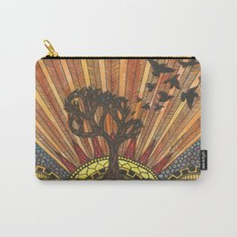 BAHRAIN TREE Carry-All Pouch
