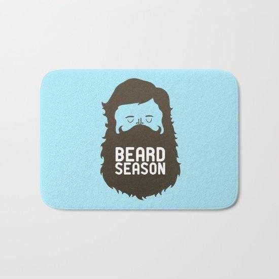 Beard Season Bath Mat