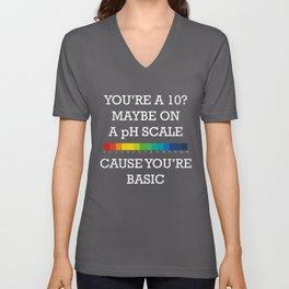 You're Basic! Unisex V-Neck