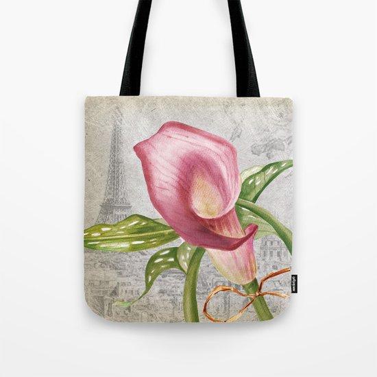 Macro Flower #4 Tote Bag