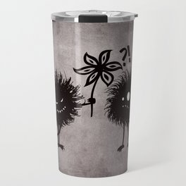 Kind Evil Bugs Travel Mug