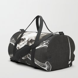 Motel de Morte Duffle Bag