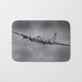 Boeing B-17 Flying Fortress Bath Mat