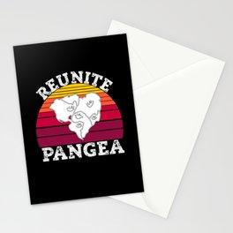 Reunite Pangea Stationery Cards