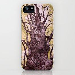 Gatineau Oak iPhone Case