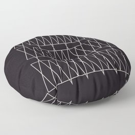 The Night Circus Series - Pattern 6 Floor Pillow
