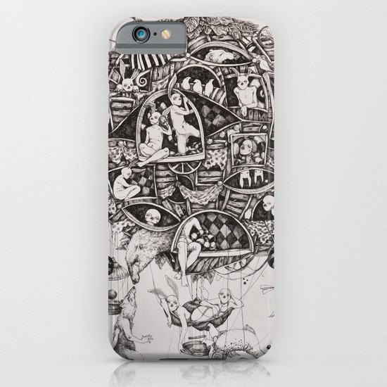 Free flight iPhone & iPod Case
