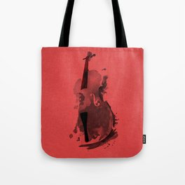 Symphony Series: Cello Tote Bag