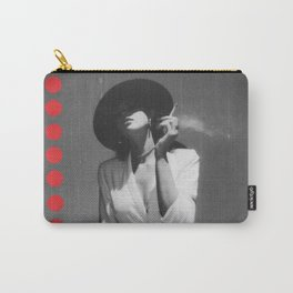 Smoking Seaside Carry-All Pouch