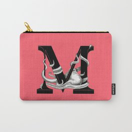 Maria McGinn logo Carry-All Pouch