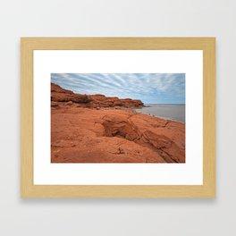 PEI North Cape Framed Art Print