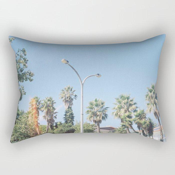 A Family of Trees Rectangular Pillow