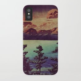 Diving into the Details at Hon iPhone Case