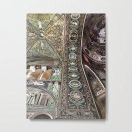 Ravenna Ceiling Metal Print