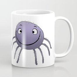 Spider Smile Coffee Mug