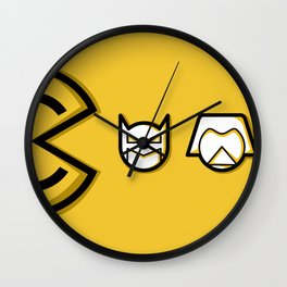 Copyrighteous Wall Clock