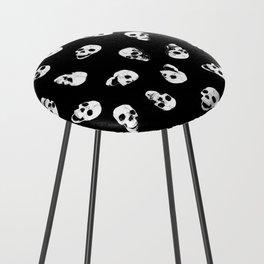 Gossiping Skulls Counter Stool