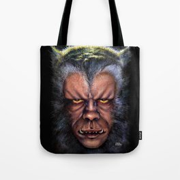The Werewolf Curse Tote Bag