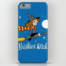 Brightest Witch iPhone Case