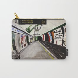 London Underground Goodge Street Carry-All Pouch
