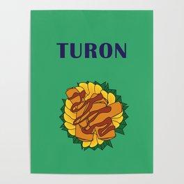 Filipino Kitchen Loteria - Turon Poster