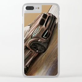 Martian X6 SUV Artrace edition Clear iPhone Case