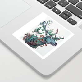 Heart Of The Forest Sticker