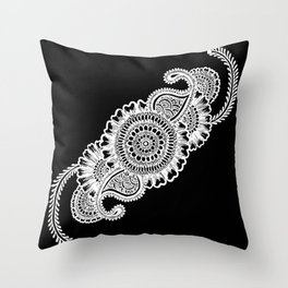 Sneha (Love) #3 Inverted Throw Pillow