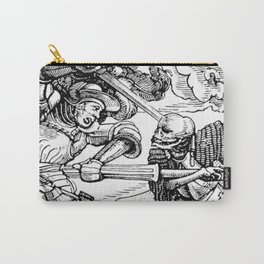 Death Killing a Soldier, Danse Macabre Carry-All Pouch