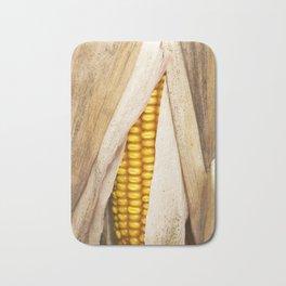 Mature corn Bath Mat
