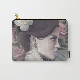 La rose blanche Carry-All Pouch