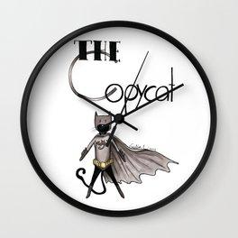 The Copycat Wall Clock