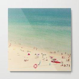 beach XIX Metal Print