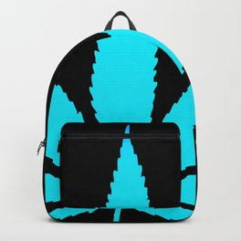 Weed : High Time Blue Backpack