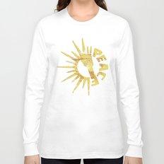 Moar Peace Long Sleeve T-shirt