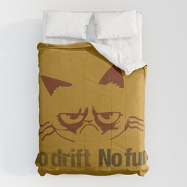 No drift No fun v3 HQvector Comforters