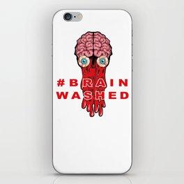 Brain Washed iPhone Skin
